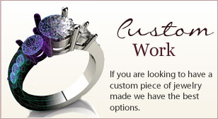 we make custom jewelry